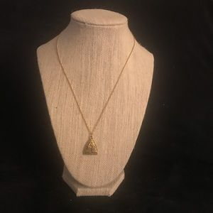 Costume charm necklace